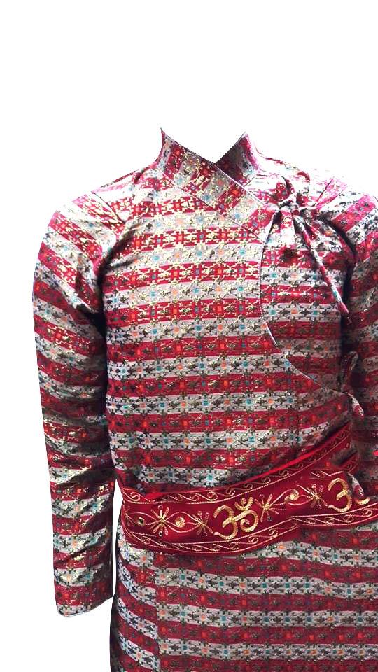 Dulahaa Raja Set [Nepali Wedding Dress]