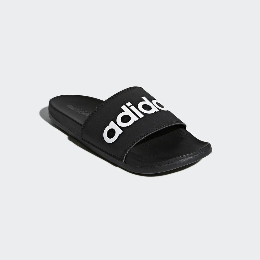8e4a177b97a7 ADIDAS Adilette Comfort Black Slider - KAPADAA.COM