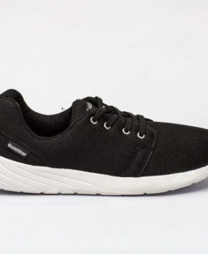 Goldstar GSG102 Sports Shoes - Black