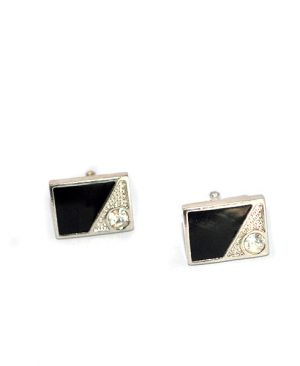 Luxury Rectangle Design Cufflinks