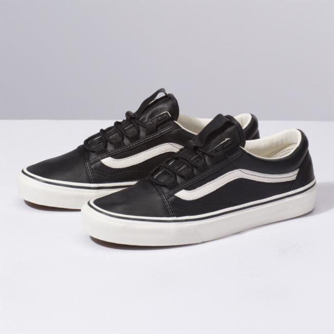 43623a552e82dd Kapadaa  Vans Black Marshmallow 8310 UA Old Skool Ghillie Unisex Sneakers