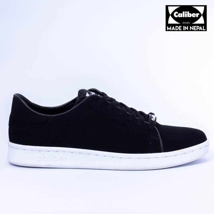Kapadaa: Caliber Shoes Black Lace Up