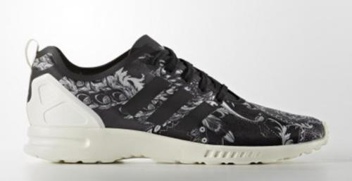 premium selection e6d2c c4c25 Kapadaa: Adidas Zx Flux Smooth Sneakers For Women - S79823