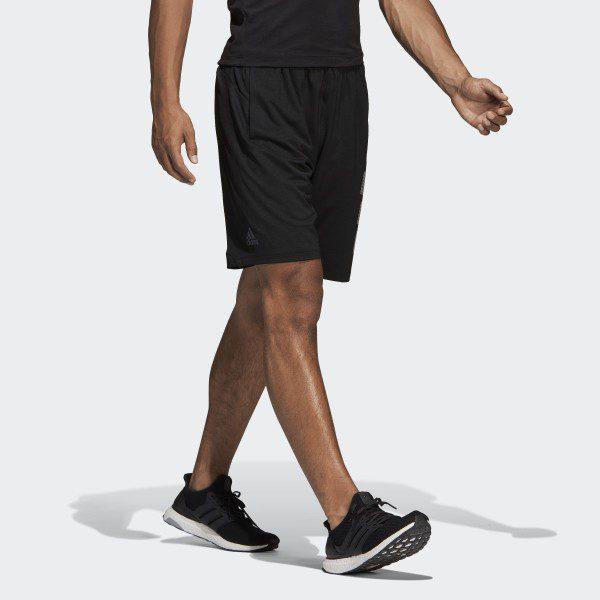 b843fe172 Kapadaa: Adidas Black 4krft Sport Graphic Badge of Sport Shorts For Men ...