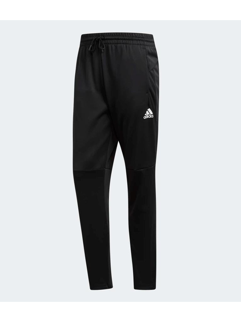 4fd59d7cf39 Kapadaa: Adidas Black TI Fleece Lite Training Pants For Men - DU2552 ...